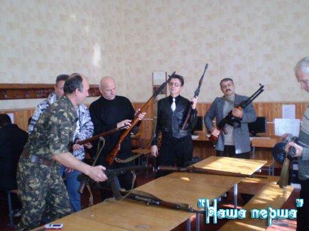 Навчальний семінар військових керівників