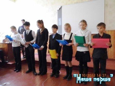 До Дня визволення України