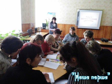 Семінар-практикум класних керівників