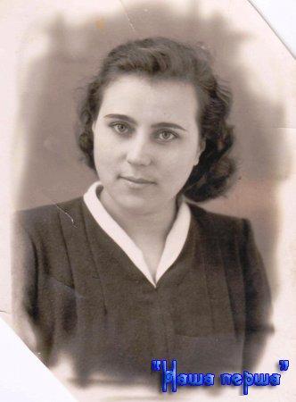 Шестопал Марія Йосипівна